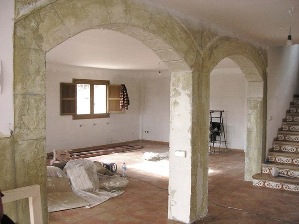 Decoraciones r sticas ardestucos for Decoracion de pladur