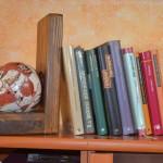 Bolas decorativas para librerías